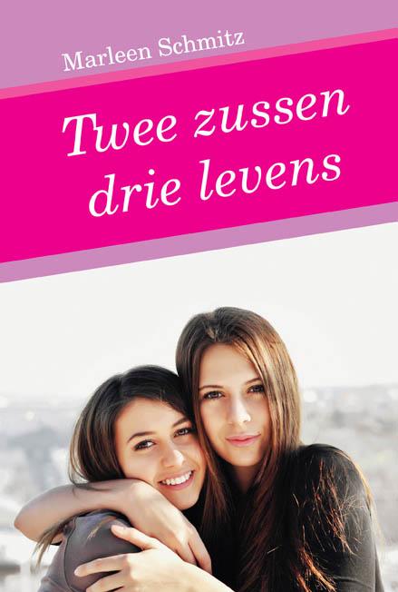 Grootletterboek: Twee zussen, drie levens - Schmitz, Marleen