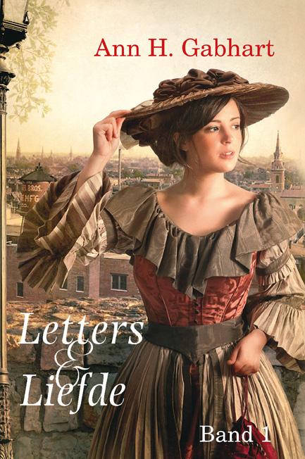 Grootletterboek: Letters en liefde band 1 - Gabhart, Ann H.